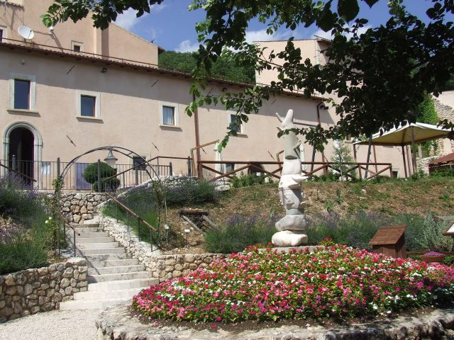 Monastero San Colombo - Abruzzo