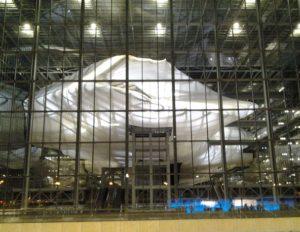 """Tecnoconference Europe–Gruppo Del Fio alla """"Nuvola"""" di Fuksas"""