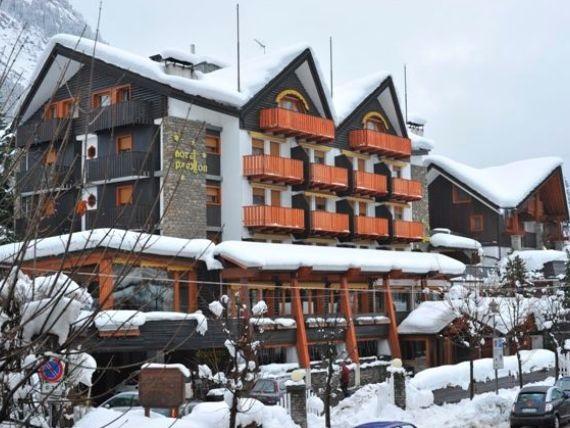 Hotel Pavillon Courmayeur - Valle D'Aosta - Italy