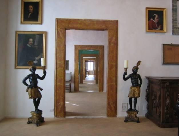 Palazzo Collicola - Umbria - Italy