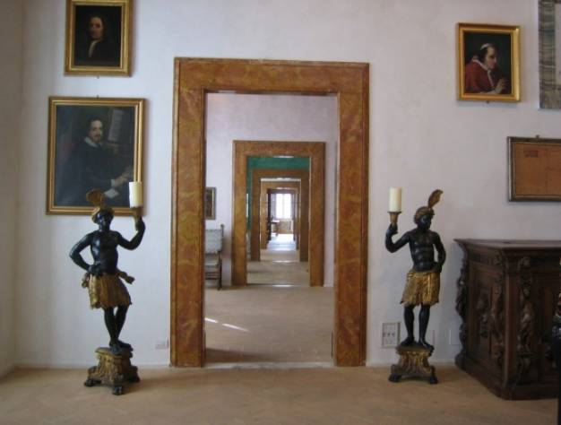Palazzo Collicola - Umbria