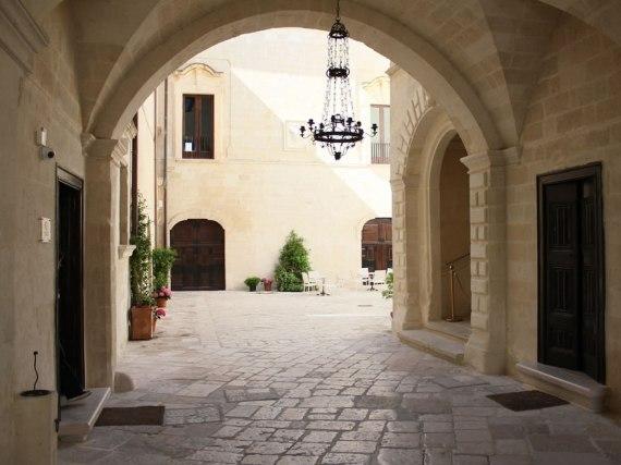 Palazzo Viceconte Matera - Basilicata - Italy