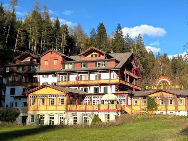 Park Hotel Sole Paradiso - Trentino Alto Adige