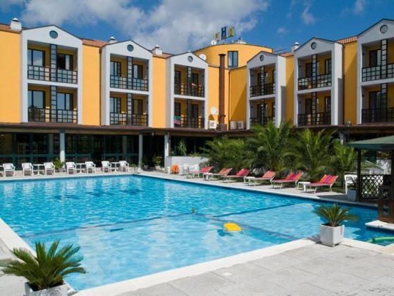 River Park Hotel - Liguria - Italy