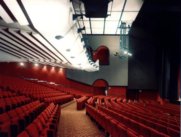Teatro della Corte - Genoa Italy