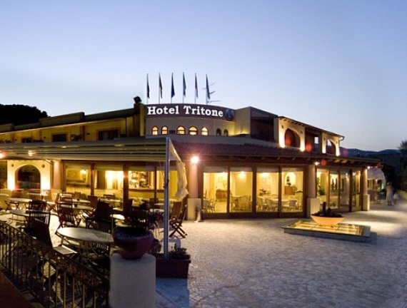 Hotel Tritone Lipari - Sicilia