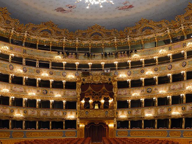 Teatro La Fenice Venice - Veneto - Italy