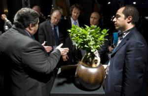 ETF - Ideas market exhibition in Concert Nobel