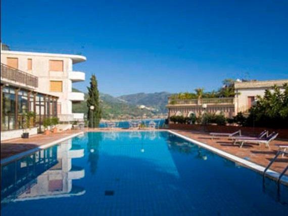 Hotel Villa Esperia Taormina - Sicilia