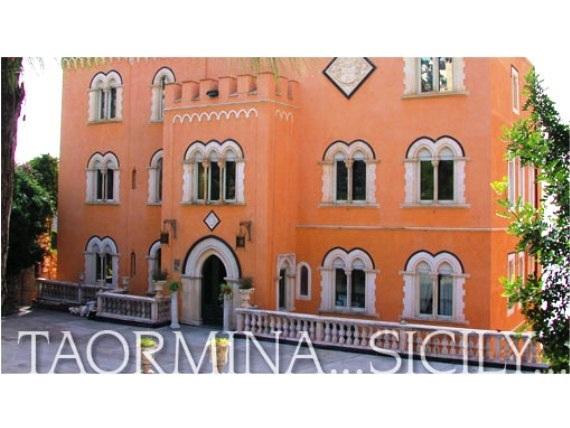 Hotel Villa Riis Taormina - Sicilia