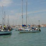 Venice Work Sailing