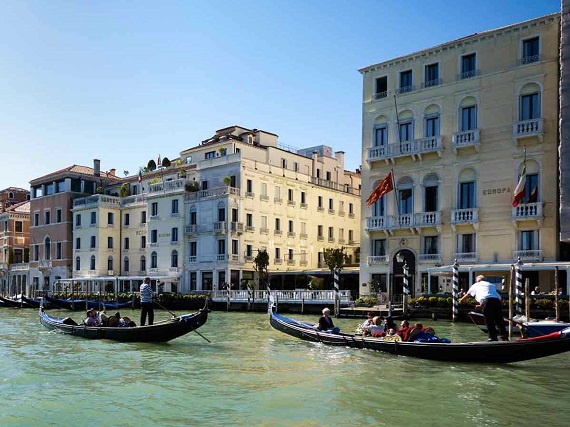 Westin Europa & Regina Venezia - Veneto