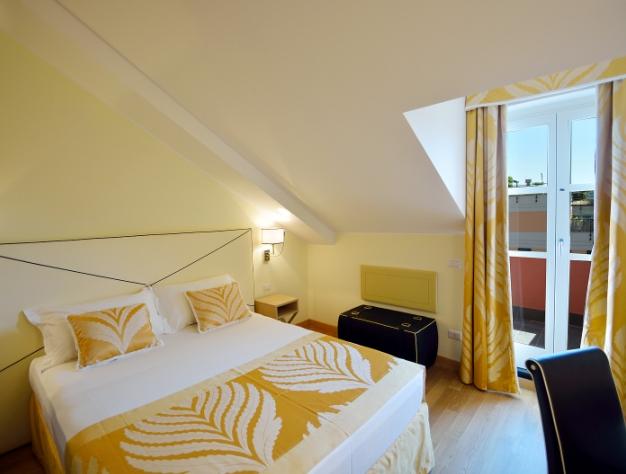 GH Portovenere - bedroom