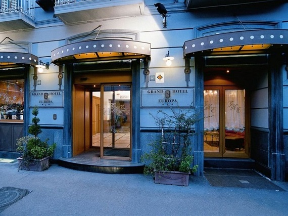 Grand Hotel Europa Napoli - Campania