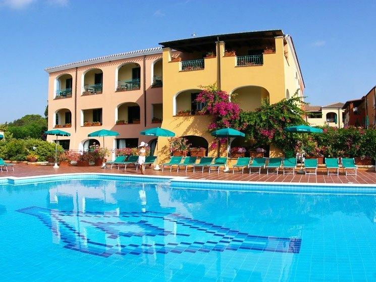Club Hotel Torre Moresca - Sardinia