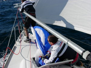 Teambuilding in barca a vela