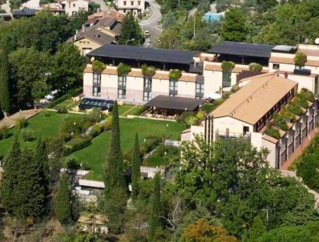 Roseo Hotel Assisi - Umbria - Italy