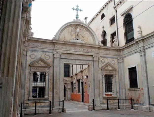 Scuola Grande San Giovanni Venice - Veneto - Italy