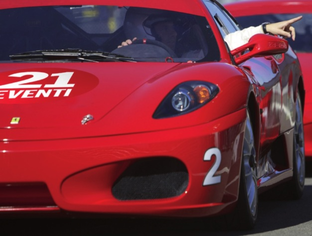 21 Eventi - Supercars testing rides Italy