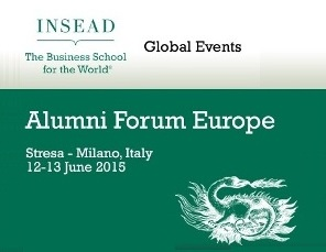The INSEAD European Forum at Stresa