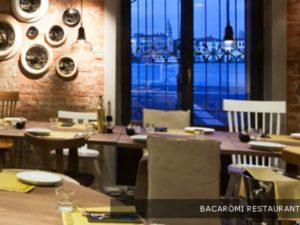 Ristorante Bacaromi - Hilton Molino Stucky Venice