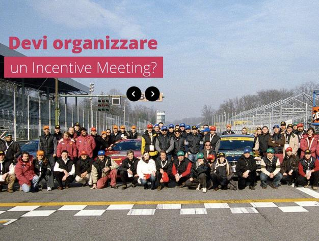Eventi Aziendali Milano - Meeting planning Milan Italy