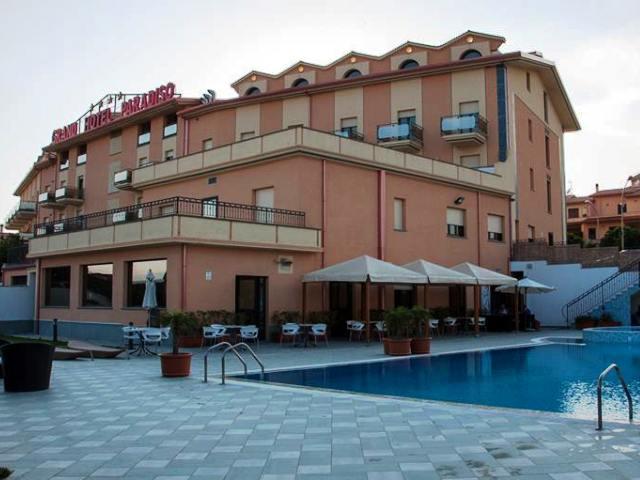 Grand hotel Paradiso Catanzaro - Calabria