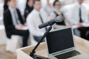 La centralità dell'interprete nei grandi eventi internazionali