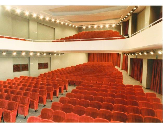 Teatro Duse Genova - Liguria