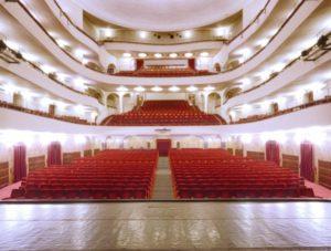 Interni Teatro Duse - Bologna