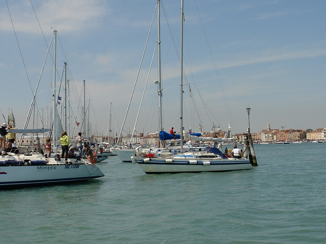 Venice Work Sailing - Teambuilding Italy