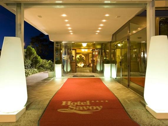Hotel Savoy Pesaro - Marche - Italy