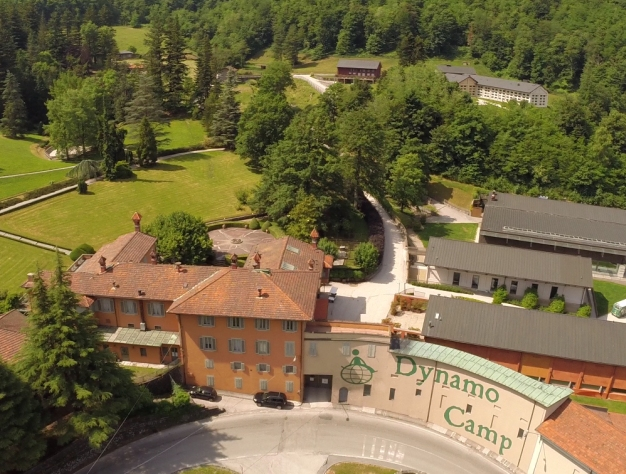 Dynamo Academy - Teambuilding in Italy