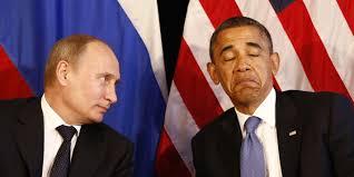 Mimica facciale - Obama e Putin