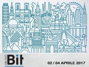 Bit 2017 - Milano