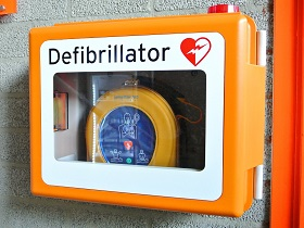 Emergences - defibrillator