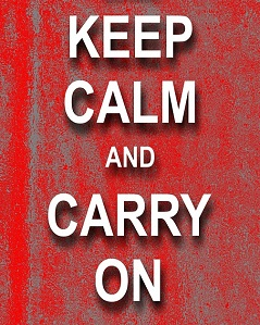 Emergences - keep calm and carry on