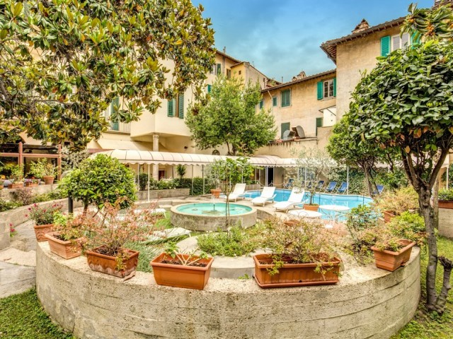 Grand Hotel Croce di Malta Florence - Tuscany - Italy