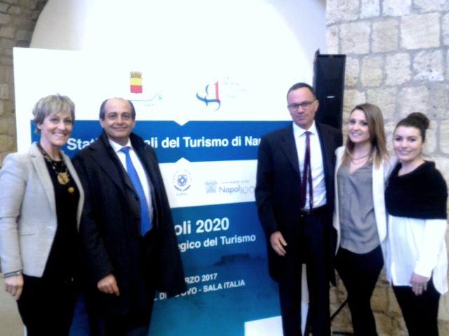 Napoli 2020 - Stati generali Turismo