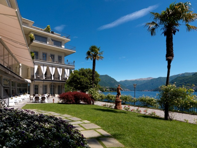 Hotel Villa Flori - Como - Lombardia