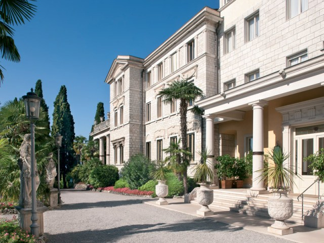 Hotel Villa Cortine Palace Sirmione - Lombardy - Italy