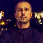 Francesco Parravicini - Chef of Restaurant Palmaria - Portovenere - Italy
