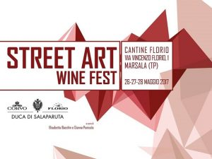 Street Art Wine Fest at Cantine Florio - Marsala Sicily