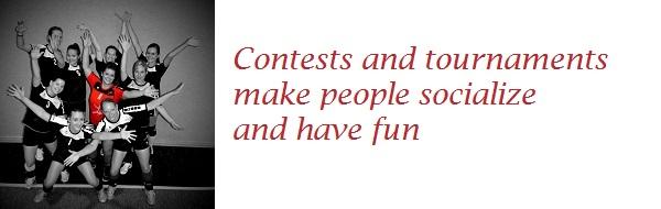 12 good ideas to make a serious event a bit lighter