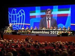 Tecnoconference Europe per l'assemblea di confindustria