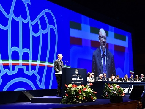 Auditorium di Roma - Assemblea annuale 2017 Confindustria