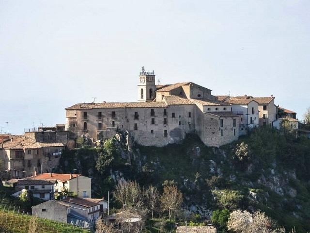 Albergo Diffuso Borgo di Castelvetere - Campania Italy