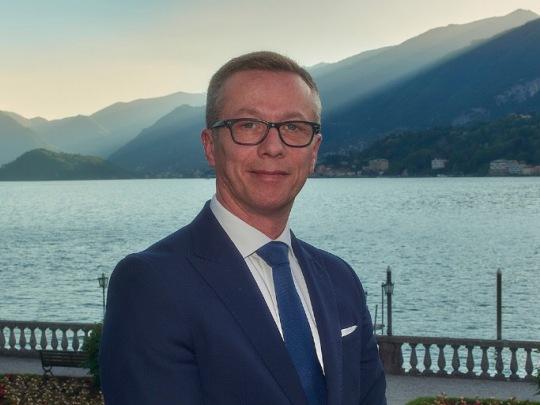 Carlo Pierato - Grand Hotel Villa Serbelloni - Lake Como