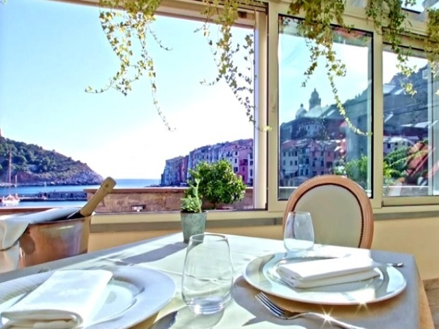 Hotel 5 stelle sale meeting. Grand Hotel Portovenere in Liguria
