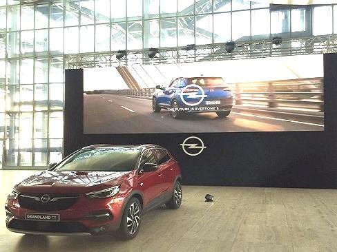 Tecnoconference Europe Gruppo Del Fio - Opel